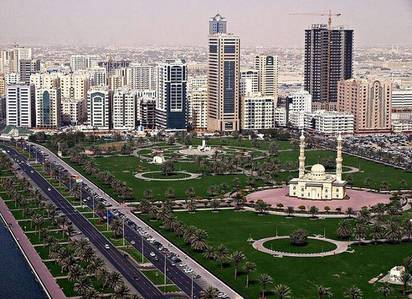 Building for Sale in Hoshi, Sharjah - لاrand New Building For Sale In Al Hooshi ( 15 Million )