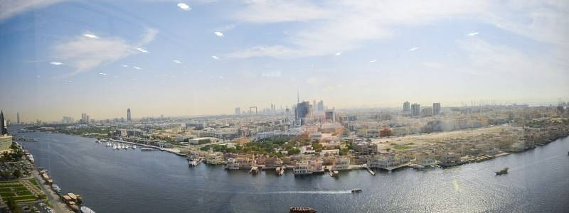 3 Bedroom Apartment for Rent in Deira, Dubai - Spacious 3 BR Apt in Landmark Building of Deira with Creek View
