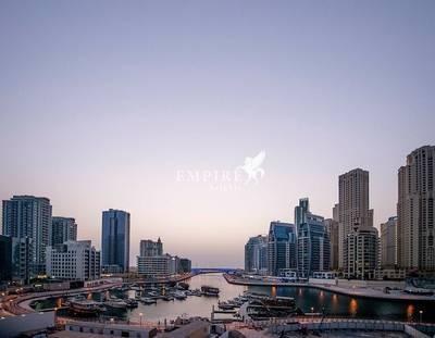 Studio for Rent in Dubai Marina, Dubai - No Deposit No Utility Bills | Big Studio