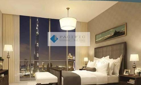 2 Bedroom Apartment for Sale in Downtown Dubai, Dubai - 2BR Best Layout High Floor Blvd Crescent
