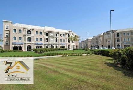 Office for Rent in International City, Dubai - Fitted Shop For Rent In France Cluster 31k 4 Cheqs