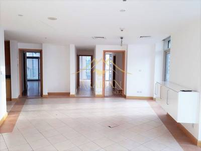 3 Bedroom Apartment for Rent in Dubai Marina, Dubai - Cozy and Comfy Unfurnished 3 Bedrooms in Marina Terrace