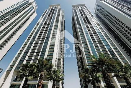 2 Bedroom Flat for Sale in Al Reem Island, Abu Dhabi - Vacant 2 Bedroom with balcony for sale