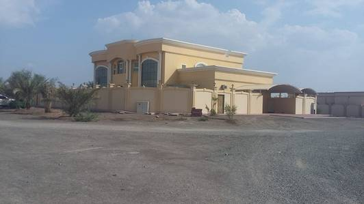 Plot for Sale in Al Manama, Ajman - land in ajman without fees only pay120000