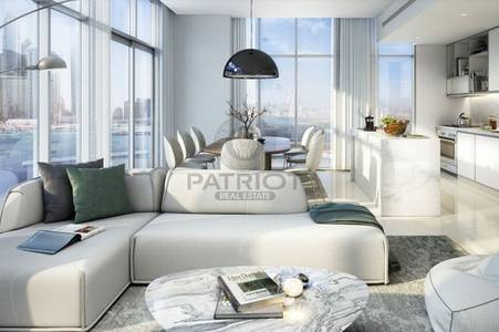 1 Bedroom Flat for Sale in Dubai Harbour, Dubai - 1 BED Sunrise Bay-Live on seaside Best Price Beachfront