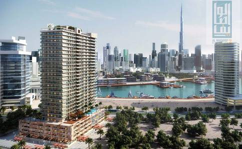 Studio for Sale in Downtown Dubai, Dubai - Burj Khalifa view OWN STU_ APARTMENT-  Furnished