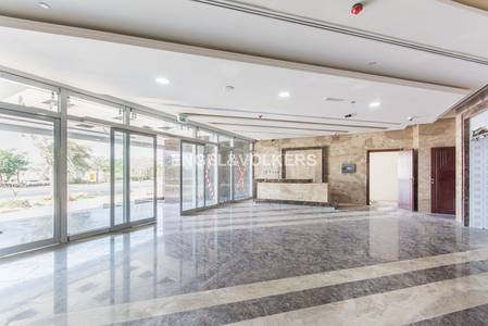 Shop for Rent in Al Furjan, Dubai - 1600 sqft Retail in Residential building