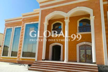 7 Bedroom Villa for Rent in Al Shamkha, Abu Dhabi - Move Now! 14BR Villa for rent in Shamkha