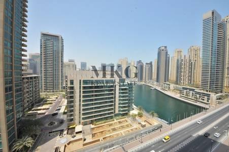 1 Bedroom Apartment for Sale in Dubai Marina, Dubai - Marina View 831 Sqft  Vacant On Transfer