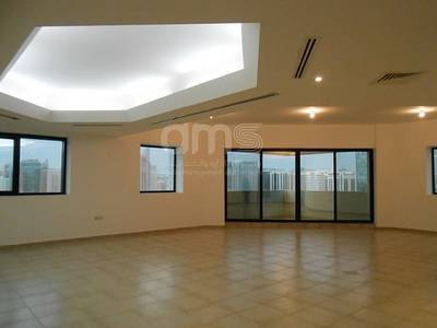 4 Bedroom Flat for Rent in Al Salam Street, Abu Dhabi - Spectacular city view and very spacious 4BR Apt
