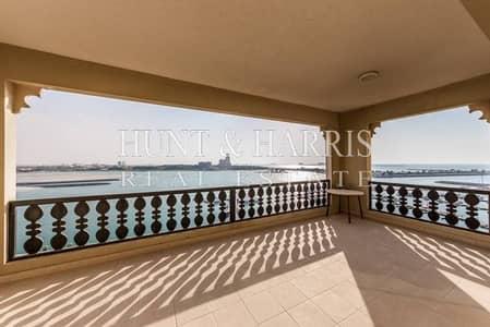 Amazing View of the Marina - Al Hamra Village - Marina Apartments