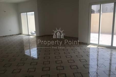 5 Bedroom Villa for Rent in Al Karamah, Abu Dhabi - HUGE! 5 Bedrooms Villa With Covered Parking In Al Karamah