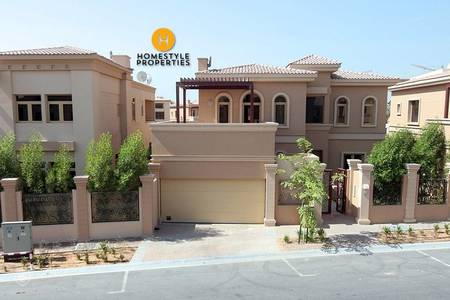 4 Bedroom Villa for Rent in Al Raha Golf Gardens, Abu Dhabi - UPSCALE GATED COMMUNITY 4 BEDROOM PLUS MAIDS PRIVATE POOL GARDEN