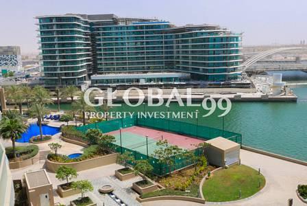 Studio for Sale in Al Raha Beach, Abu Dhabi - Hot Deal! Studio Apart / Marina View For Sale