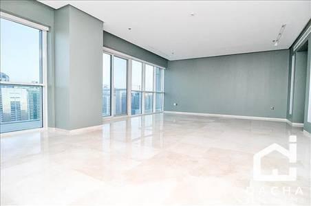 4 Bedroom Flat for Rent in Dubai Marina, Dubai - 4 bed // Penthouse