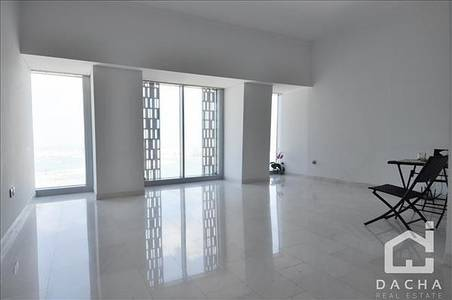 2 Bedroom Apartment for Rent in Dubai Marina, Dubai - Largest two bedroom with sea and marina views