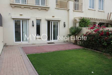 2 Bedroom Villa for Rent in The Springs, Dubai - Beautiful Maintained 4M Unit in Springs!