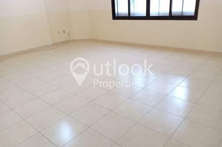 3 Bedroom Apartment for Rent in Al Khalidiyah, Abu Dhabi - BIG SIZE GOOD PRICE 3BHK+MAIDS+3BATHS!