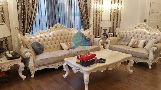 3 Bedroom Villa for Rent in The Springs, Dubai - Full Lake View | Luxuriously Furnished | Type 1E
