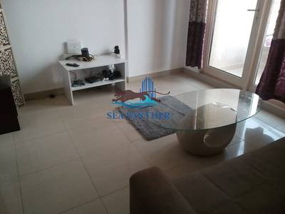 1 Bedroom Apartment for Rent in Dubai Marina, Dubai - Semi Furnished 1 BHK in Manchester Tower
