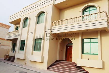 7 Bedroom Villa for Rent in Shakhbout City (Khalifa City B), Abu Dhabi - Magnificent 7 Bedroom Villa with Maids Room in Khalifa City B