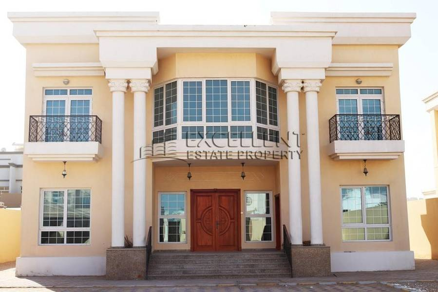 13 Stunning 5 Bedroom Stand Alone Villa with Spacious Parking Space