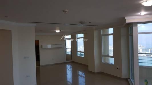 4 Bedroom Apartment for Rent in Dubai Marina, Dubai - Beautiful 4BHK Sea View | Vacant For sale