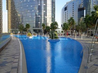 1 Bedroom Flat for Sale in Al Reem Island, Abu Dhabi - Spectacular 1 Bed with Sea Views : Large Unit