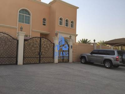 5 Bedroom Villa for Rent in Mohammed Bin Zayed City, Abu Dhabi - PRIVATE 5 BR VILLA WITH DRIVER ROOM IN MBZ CITY