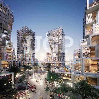Studio for Sale in Al Reem Island, Abu Dhabi - Start to Invest! Off plan Cozy Studio Apt