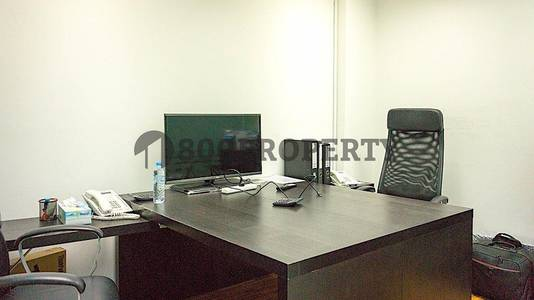 Office for Rent in Dubai Internet City, Dubai - Modern Designed Fitted Office in Prestigious Media City Building