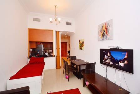 1 Bedroom Flat for Sale in Dubai Marina, Dubai - Nice Fully Furnished 1 Bedroom with Balcony For Sale