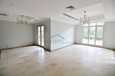 5 Bedroom Villa for Rent in Jumeirah Islands, Dubai - Oasis Cluster - Available Now - Master View