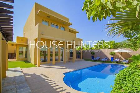4 Bedroom Villa for Sale in Arabian Ranches, Dubai - 4 bed villa in Savannah with guest suite and stunning pool