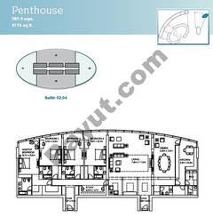 Penthouse Suite (2,4)