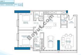 2 Bedroom Unit 7