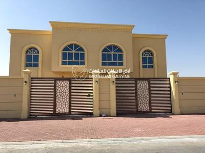 فیلا  للايجار في حوشي، الشارقة - Brand new 4  Bedroom villa in Al Hoshi