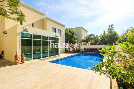 3 Bedroom Villa for Sale in The Meadows, Dubai - Upgraded & Extended | Large Private Pool