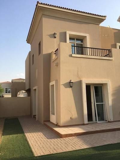 3 Bedroom Villa for Rent in Arabian Ranches, Dubai - Open View  Type 3M   3 Bedroom Maid Study Private Garden  Alma-1  147K