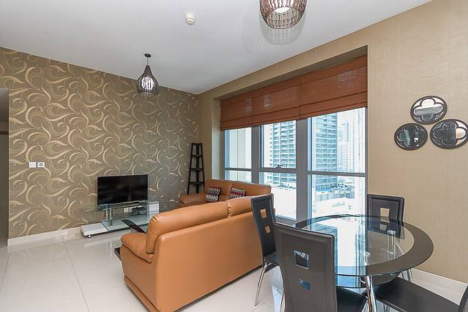 Fully Furnished | Mid Floor | BLVD Views