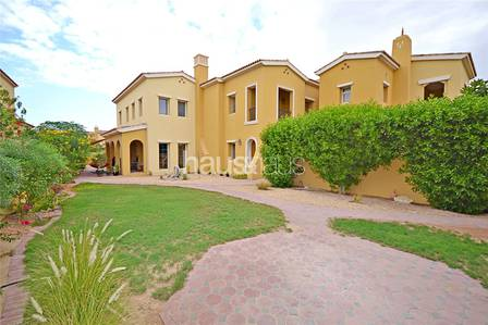 3 Bedroom Villa for Rent in Arabian Ranches, Dubai - Large garden    Well maintained   Type A