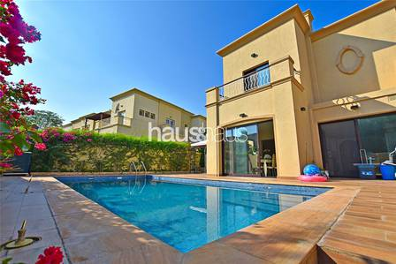 3 Bedroom Villa for Rent in The Springs, Dubai - Fully Upgraded | Private Pool | Extended