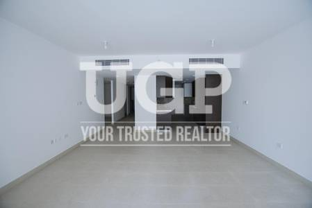 3 Bedroom Townhouse for Rent in Al Raha Beach, Abu Dhabi - Vacant now! Huge layout TH with Sea View