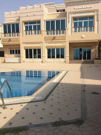 4 Bedroom Villa for Rent in Marina Village, Abu Dhabi - Luxury in a secluded community behind Marina Mall
