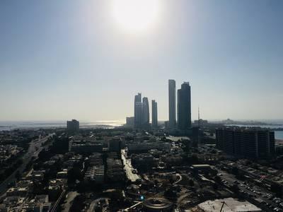 3 Bedroom Apartment for Rent in Al Khalidiyah, Abu Dhabi - Apartment w/ Sea views - Accessible Location