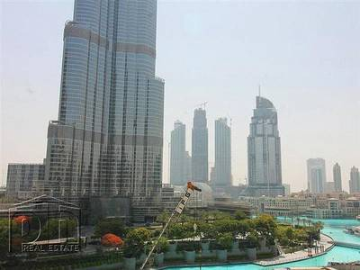 1 Bedroom Flat for Rent in Downtown Dubai, Dubai - Burj View  Chiller free  Just Reduced