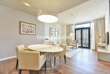 1 Bedroom Hotel Apartment for Rent in Jumeirah, Dubai - Exclusive | Stunning one bed | Serviced.