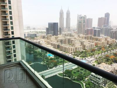 1 Bedroom Flat for Rent in The Views, Dubai - High Floor. 1BR Chiller Free. Available
