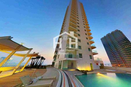 1 Bedroom Flat for Sale in Al Reem Island, Abu Dhabi - Hot Deal Offer! Stunning 1 Bedroom Apartment With Sea View