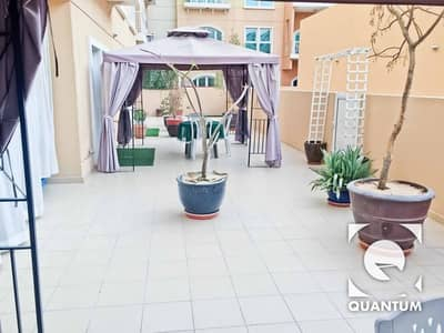 Biggest Terrace in Ritaj|Direct Pool Access